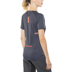 ION Traze Button SS Tee Women blue nights
